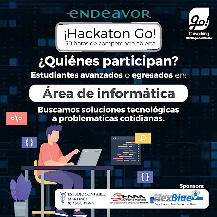 Imagen de ¡Hackaton Go!