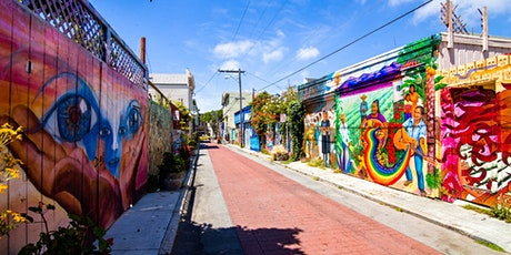 Online Tour -  Mission Murals, Part Two: Balmy Alley tickets