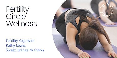 Fertility Circle Wellness - Yoga tickets