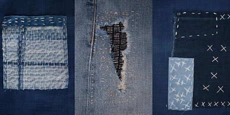Boro Workshop - Japanese textile repair tickets