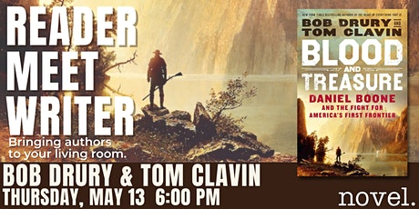 READER MEET WRITER: BOB DRURY & TOM CLAVIN tickets