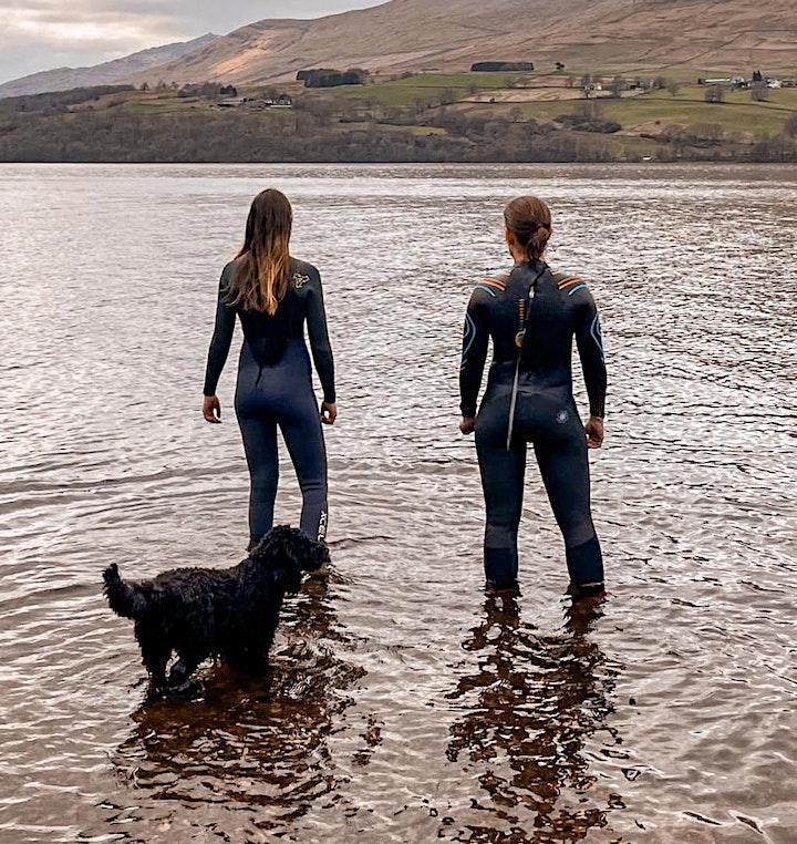 Awaken Your Feminine Power - A Wild Swimming Transformational Experience image