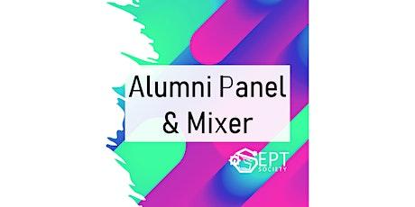 Alumni Panel & Mixer tickets