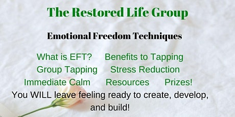 Emotional Freedom Techniques - Tapping Workshop tickets