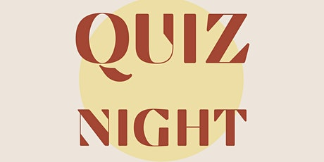 UCGS Quiz Night tickets