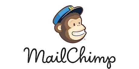 Usos y funcionalidades de Mailchimp para la Educación tickets