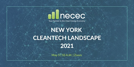 New York Cleantech Landscape 2021 tickets