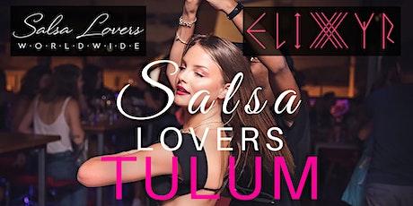 Tulum Salsa Lovers & Elixyr presents: Salsa Class & Social Dancing tickets