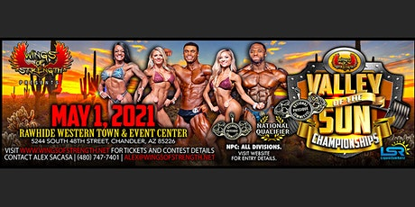 NPC Wings of Strength - Valley of the Sun Championships tickets