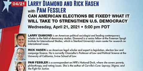 Can American Elections Be FIXED? What do the experts think? tickets