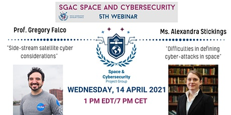 Space and Cybersecurity Series tickets