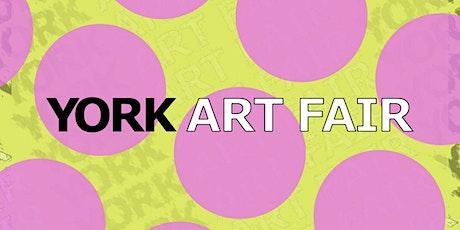 York Art Fair Gala tickets