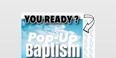 Baptism and Ink tickets