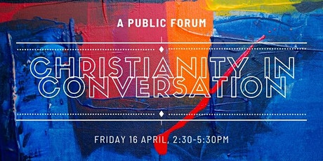 Christianity in Conversation tickets