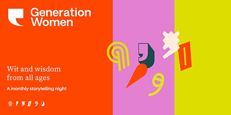 Generation Women (Late Show) tickets