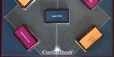 Conversations - An Inspirational Game biglietti