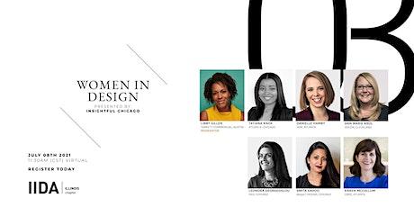 Insightful Chicago Women in Design tickets