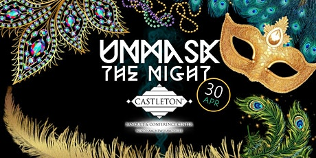 UNMASK THE NIGHT tickets