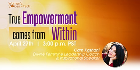 True Empowerment Comes from Within tickets
