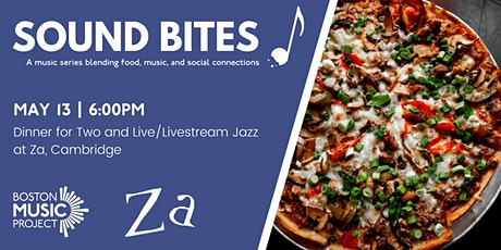 BMP Sound Bites: Pizza and Jazz tickets