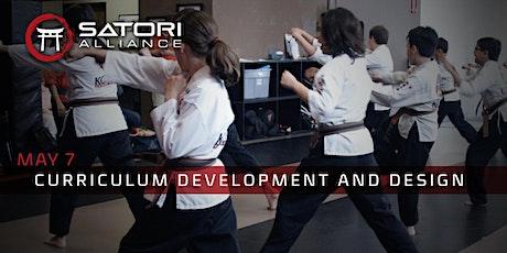 Curriculum Development and Design – Master Instructor Series tickets