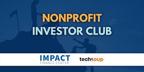Nonprofit Investor Club tickets