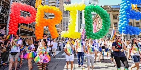 Pride Pool Party & Vendor Festival - Taste The Rainbow Pride 21 tickets