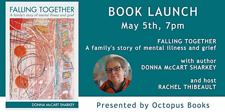 Book Launch: Falling Together by Donna McCart Sharkey tickets