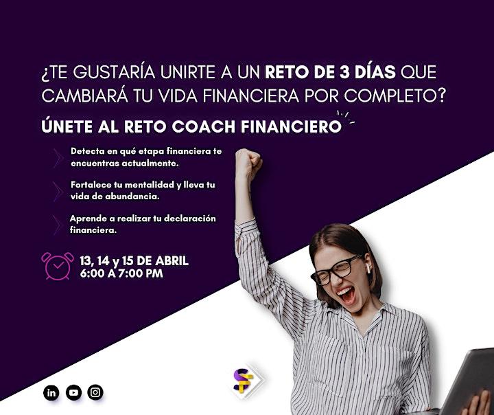 Imagen de Reto Coach Financiero