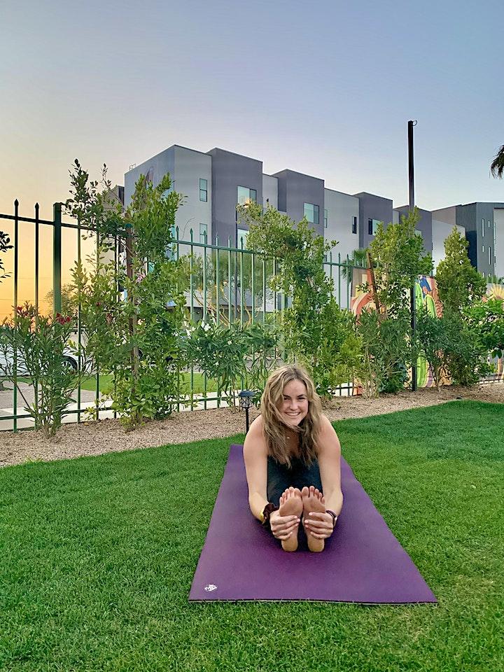 Sunday Slow Flow & Restore Yoga image