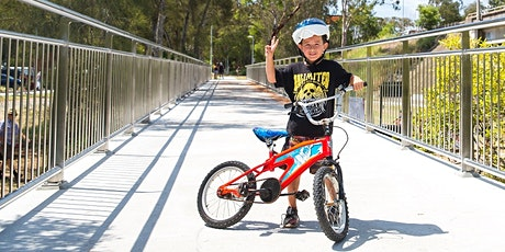 Training Wheels to Two Wheels (Pizzey Park) tickets