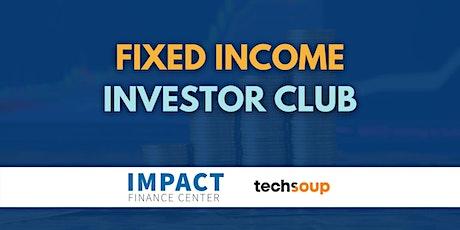 Fixed Income Investor Club biglietti
