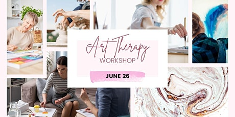 Connections- Art Therapy Workshop tickets