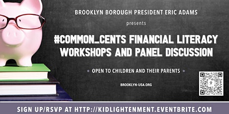 #Common_Cents Financial Literacy Workshop - Managing & Keeping a Budget tickets