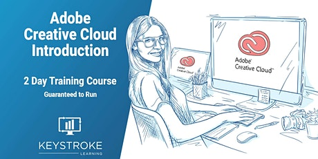Adobe Creative Cloud Introduction tickets