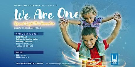 Halifax Ramadan Grand Iftaar tickets