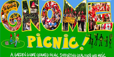 There's Gnome Place Like Uptown Picnic on The Lawn tickets