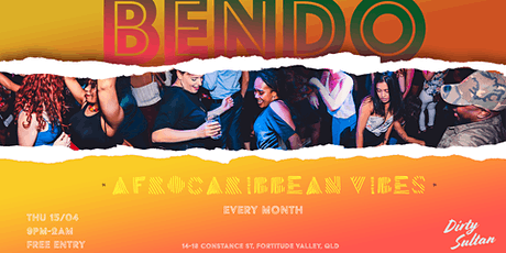 The Best AfroCaribbean Party  - Brisbane tickets