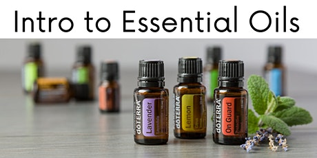 Intro to Essential Oils with Melissa tickets