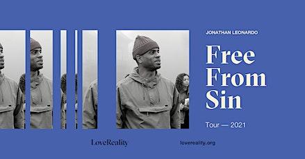 Jonathan Leonardo: Free From Sin (LIVE) tickets