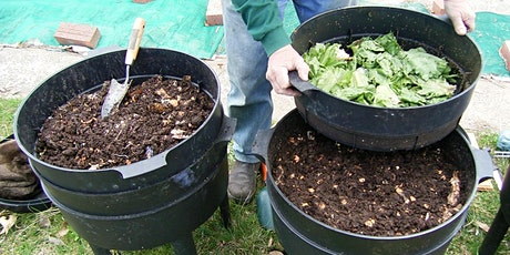 Online Compost and Worm Farming Workshop - 16 October 2021 tickets