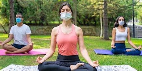 Adaptive Yoga tickets