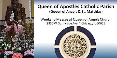 Fourth Sunday of Easter (Good Shepherd Sunday) Masses  - April 24/25,  2021 tickets