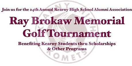Kearny 2021 Golf Tournament tickets