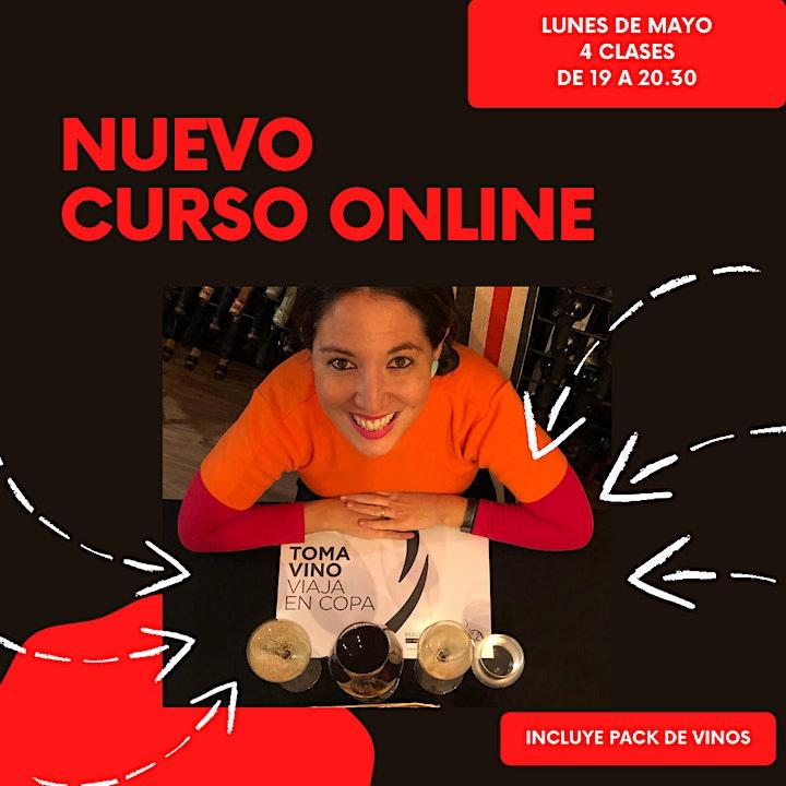Imagen de Curso online de vinos
