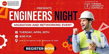 Engineers Night: Networking+ Migration event tickets