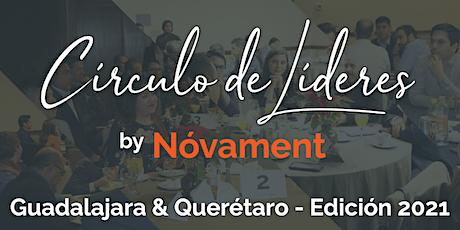 Círculo de Líderes Jalisco & Querétaro  -  Inspire by experience entradas
