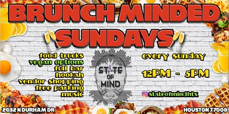 Sunday Brunch Market! tickets