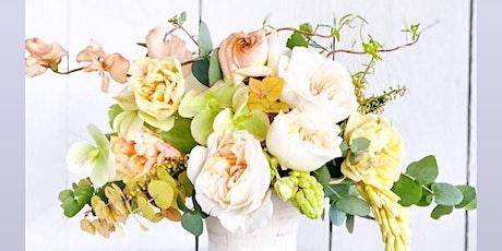 Floral Design Workshop tickets