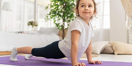 Kids Yoga | Term 2 2021 tickets